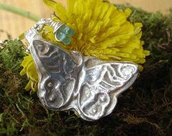 Personalized Unique Fingerprint Butterfly