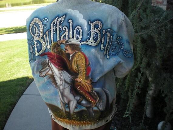 SALE: Denim Jacket by Tony Alamo Glitzy