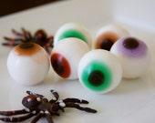 Halloween Soap - Halloween Spooky Eyeball Soaps (set of 3)