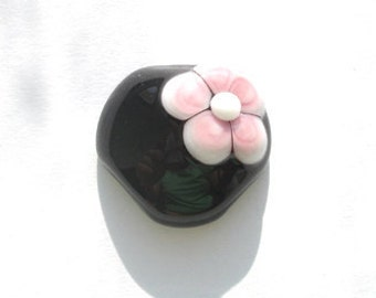 Teddy and Bunny Glass lampwork Nose For Bear and Bunny Making