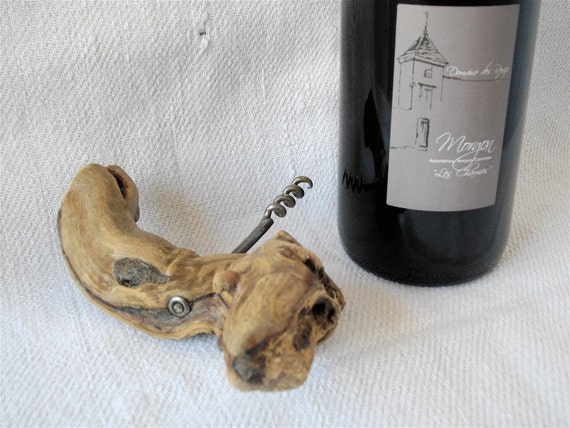 RESERVED RESERVED French vintage Corkscrew in vine