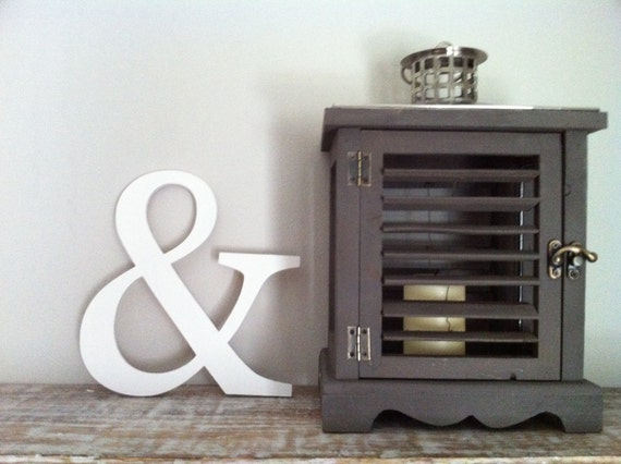 Handpainted Letters - Ampersand