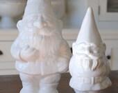 handmade modern - vintage gnome (medium)