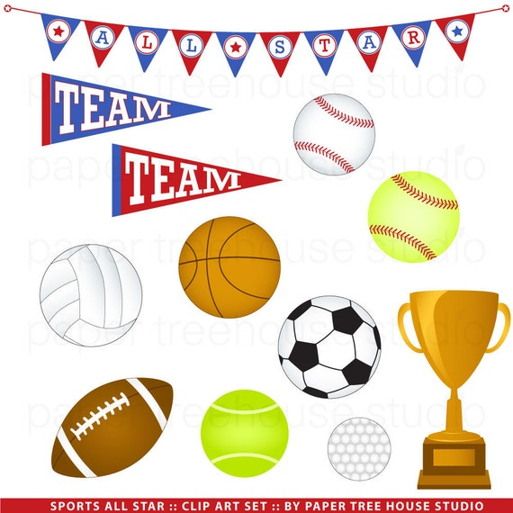 free sports banner clipart - photo #1