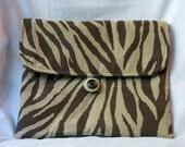 Animal Print iPad case, iPad cover, iPad sleeve