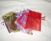 Organza Bags: Destash