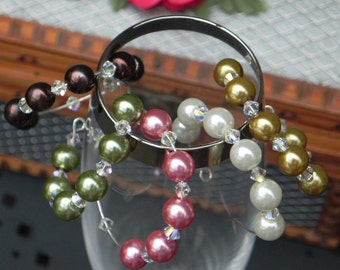 Bridesmaids Gifts - Wine Charms