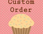Custom listing for jessaarthur