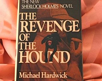 Revenge of Hound, Sherlock Holmes, Hardwick, Signed 1st HC