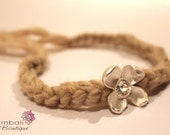 Baby HALO - Crystal Flower halo (((NEW)))