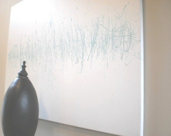 Abstract Acrylic Painting-Decor Interior Design Interior Decor Home Decor Spring Decor Summer Home Decor Intense- Large Art for Interiors