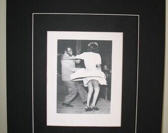 Swing Dance Lindy Hop in Harlem