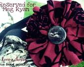 Reserved Item: True Blood Headband