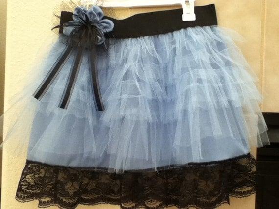 Tim Burton's Alice Skirt
