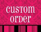 Black Cherry Printables . Custom Order
