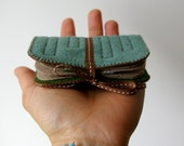 Felt Needle Book Case Organizer ø Tree Hugger ø LoftFullOfGoodies
