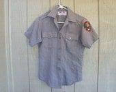 Vintage Forest Ranger Uniform