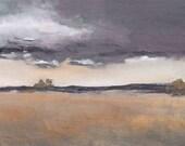 Shepherding Sky - Original Oil Painting