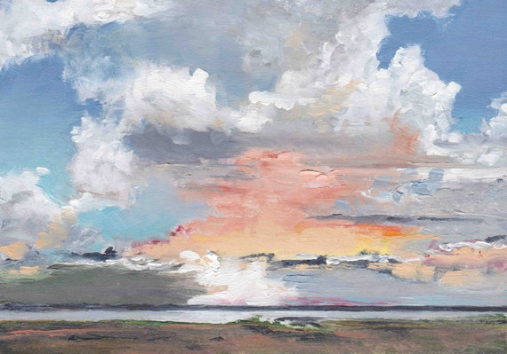 Henry Sunday - Original Oil Painting