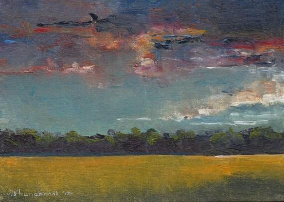 Gun Shy - Original Oil Painting