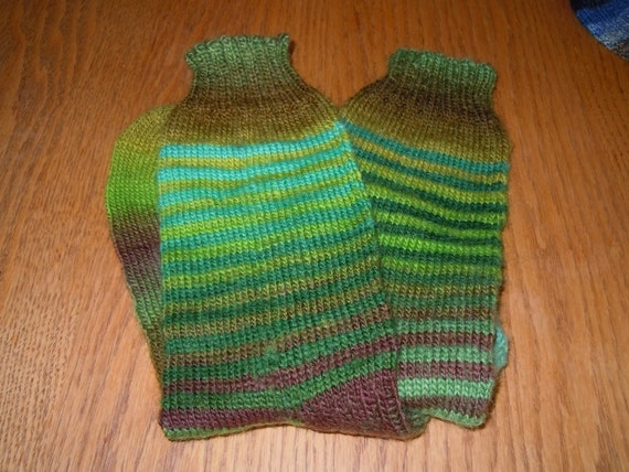 hand washable hand knit socks
