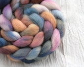 Kalahari Dusk - Hand-dyed South American Finewool - 4.1oz