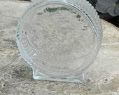Anchor glass Buffalo Indian Nickle Bank