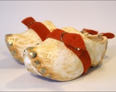 Quak's Vintage wooden shoes