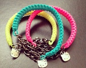 Hello Kitty Charmed Bracelet