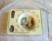 Royal Doulton Bunnykins Collector's Bowl and Spoon