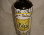 Zombie love vase upcycled bottle Love Potion Number 115 semi mature item slash perk with cap