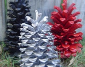 Private Listing for Joanne Weber ONLY 50 Painted Pinecone Decorations