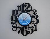 Vinyl Record Album Wall Clock (artist is Pat Benatar)