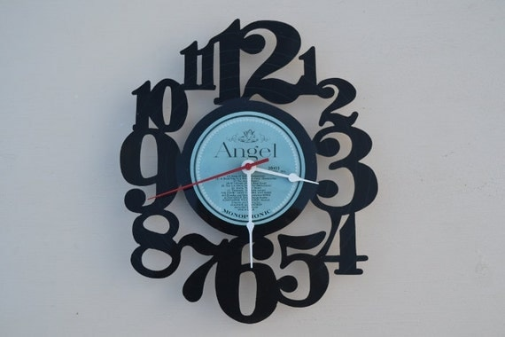 Vinyl Record Album Wall Clock (artist is The Soviet Army Chorus and Band)