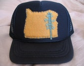the great state trucker cap (oregon)