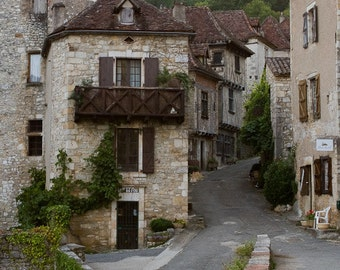The Streets of the French Countryside Fine Art Photography