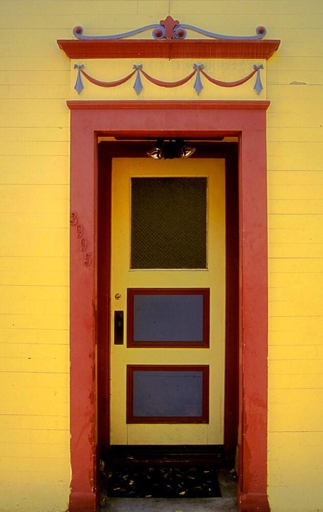 San Francisco Door