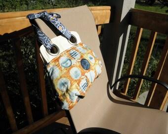 Medium Size Brightly Colored Bag for Custom Order