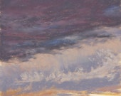 Abstracted Cloudscape Painting 02 - on hold for Roxane (10/5/12)