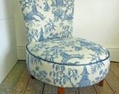 Chinoiserie Nursing Chair