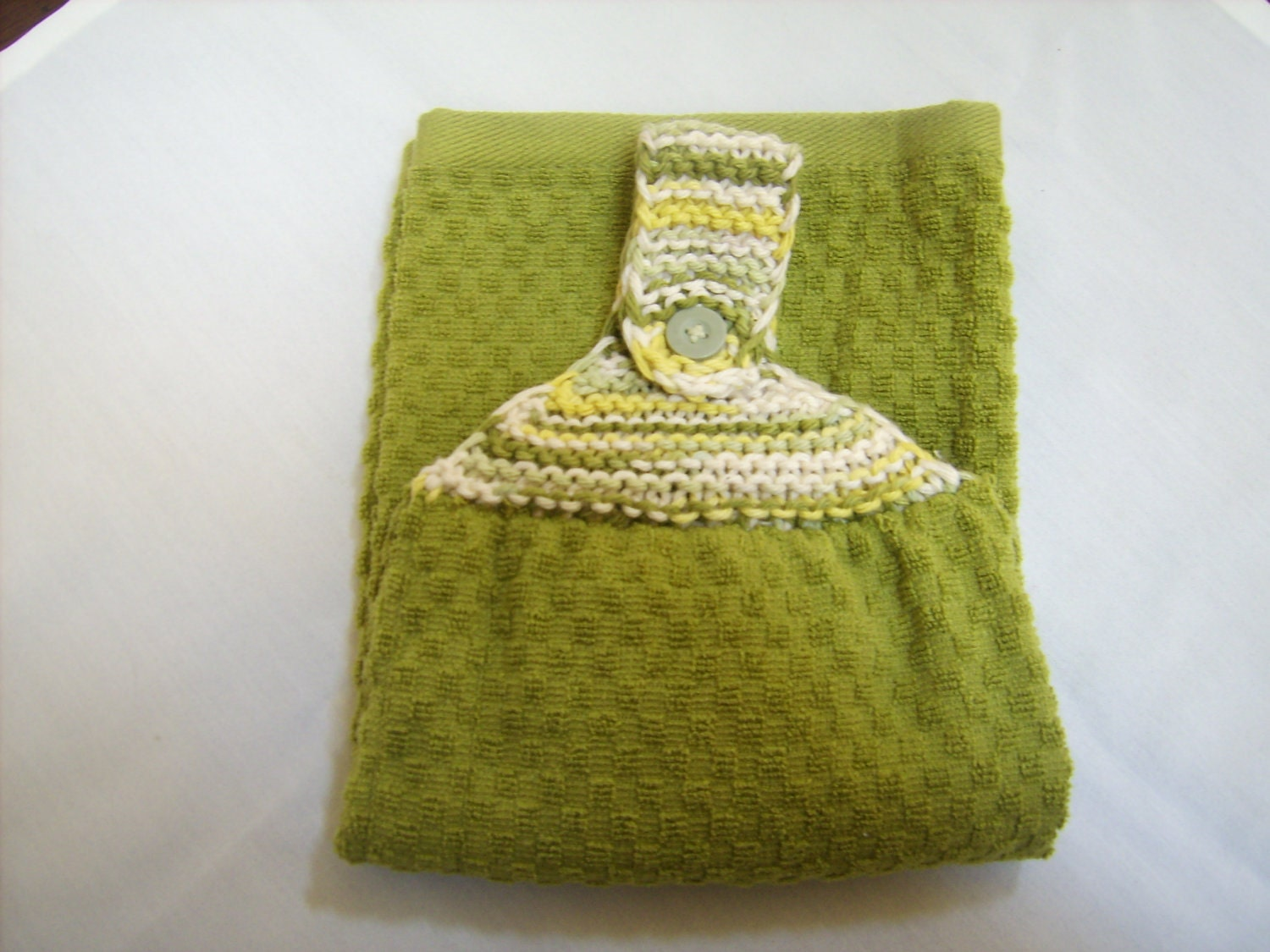 Fantastic Knitted Towel Topper Pattern Photos - Blanket Knitting ...