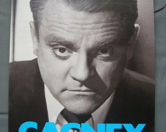 Vintage JAMES CAGNEY book - 'Cagney' The Story of his Film Career