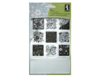 FLOURISHES INCHIE BUNDLE Clear Stamps by Inkadinkado