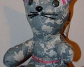 ACU personalized  cat