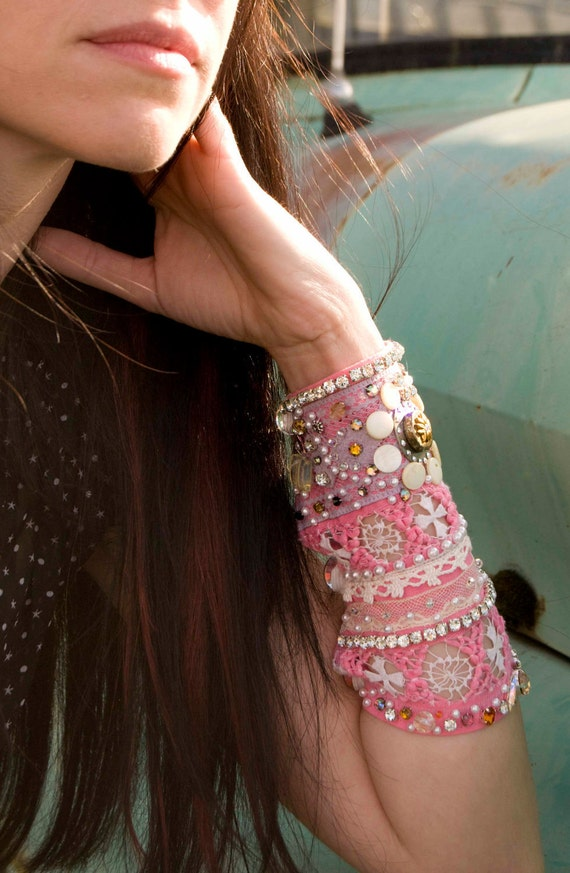 Stunning Bohemian Gypsy Cuff