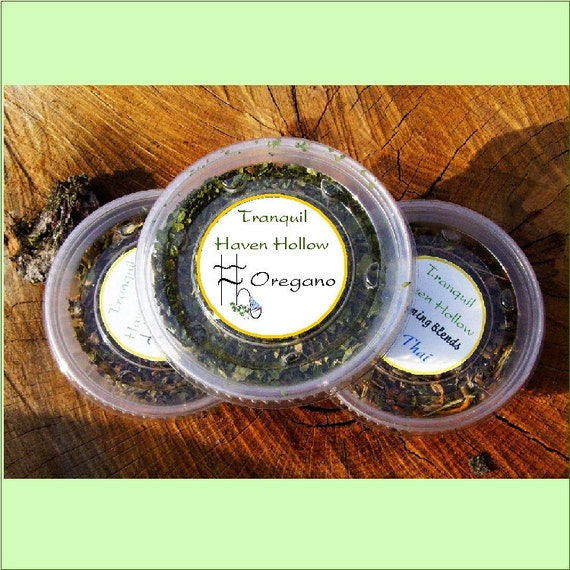Organically-Grown Dried Oregano