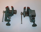 Vintage Pair of Hobbyist Clamps