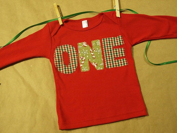 Holiday shirt organic blend christmas or holiday birthday for Red and green checked shirt