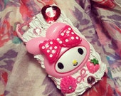 My Melody iPhone 4 Whipped Cream Case