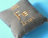 Iron Mini Elements Pillow